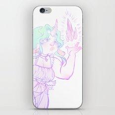Unigirl iPhone & iPod Skin