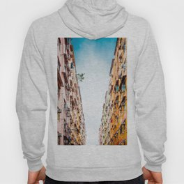 Residential aprtment in old district, Hong Kong Hoody