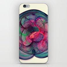 PHANTOM STREAK NEBULA iPhone & iPod Skin