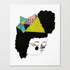 RainbowkitekidsStar Canvas Print