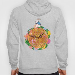 Running with time Hoody