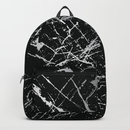Silver Splatter 090 Backpack