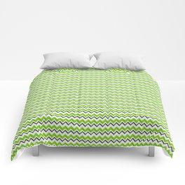 Evergreen hedge Comforters