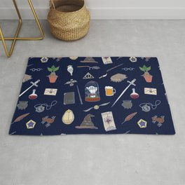 Harry Pattern Night Rug