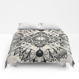 Mandala Doodle Comforters
