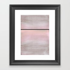 64w Framed Art Print