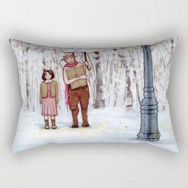 The Lamp Rectangular Pillow