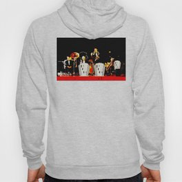 Cotton Club Crooners Hoody