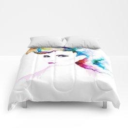 Vibrant Mystery Comforters