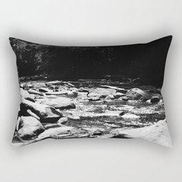 Dancing Light Rectangular Pillow