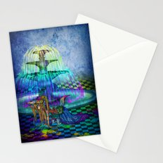 Princess of colors Stationery Cards