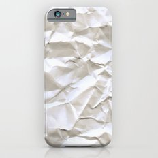 White Trash Slim Case iPhone 6