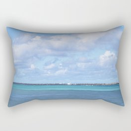 Bahamas Cruise Series 128 Rectangular Pillow