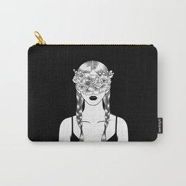 Fake Happiness Carry-All Pouch