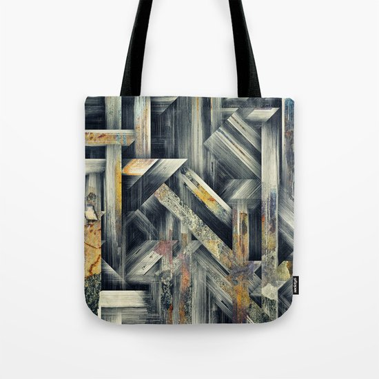 Lattice Tote Bag