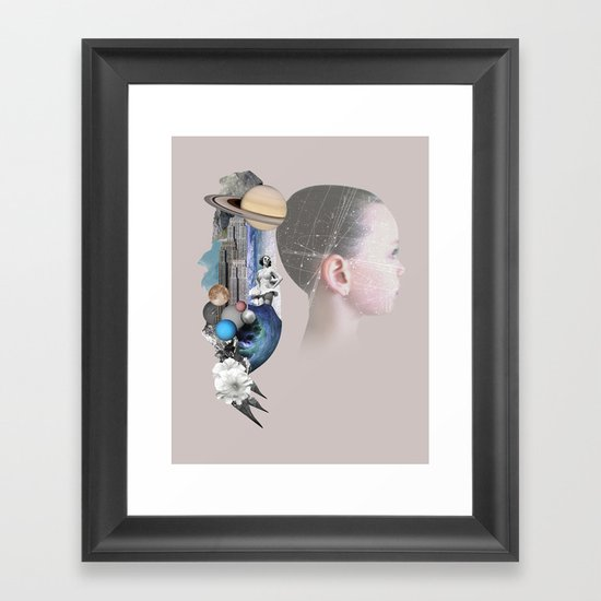 ADAPTATION 2 Framed Art Print