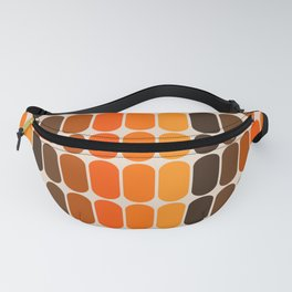 Golden Capsule Fanny Pack