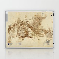 the golden key Laptop & iPad Skin