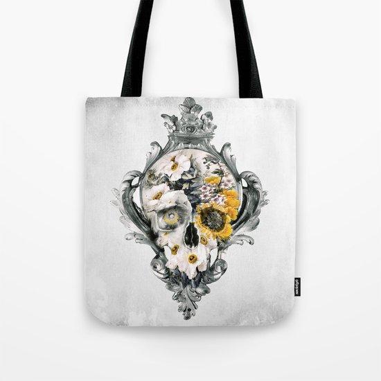 Skull Still Life Tote Bag