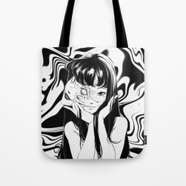 Junji Ito - Tomie Tote Bag