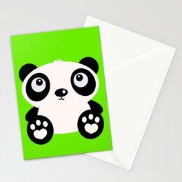 Cute Panda Stationery Cards