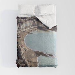 Aberystwyth, Wales Comforters