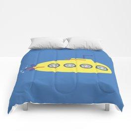 The Beagles - Yellow Submarine Comforters
