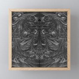 Anxiety Framed Mini Art Print