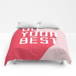 Do Your Best Comforters