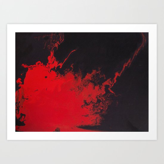 Insurgency Art Print