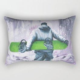 Velvet Moments Rectangular Pillow