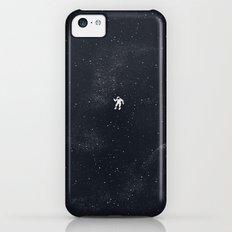 Gravity - Dark Blue iPhone 5c Slim Case