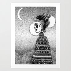 Widow Walk Art Print