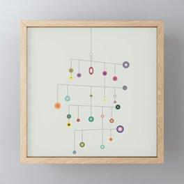 Balanced Framed Mini Art Print