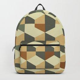 Abstract Geometric Artwork 60 Backpack