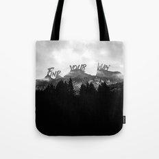 Wisdom of Nature Tote Bag