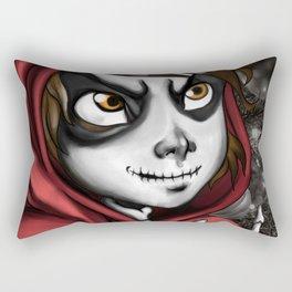 Poco Loco Rectangular Pillow