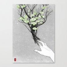 Dream's Tree Canvas Print