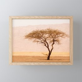 Desert Life Framed Mini Art Print