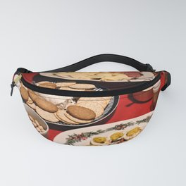 Appetizing Feasts #1 Fanny Pack