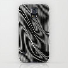 Minimal curves black Slim Case Galaxy S5