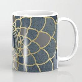 Mystical Moon Mandala Coffee Mug