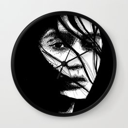 The Expected Intensity (Sketchy Reputation / Jeff Gross) Wall Clock