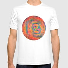 Tropical Storm Jam Mens Fitted Tee White MEDIUM