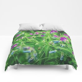 Enchanted Garden Comforters