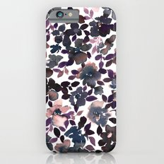 Sophia Floral Dusty Pink iPhone 6s Slim Case