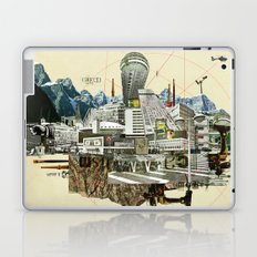 Collage City Mix 7 Laptop & iPad Skin