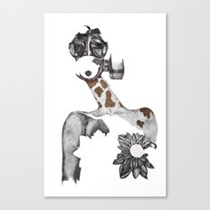 Anabelle Canvas Print
