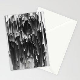 Skull Liquify Stationery Cards