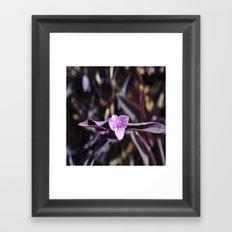 flower ######### Framed Art Print
